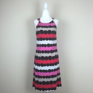 Cynthia Rowley - Dot Stripe Dress
